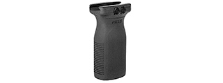 AC-363B ACM VERTICAL FORE GRIP FOR RAIL (COLOR: BLACK)