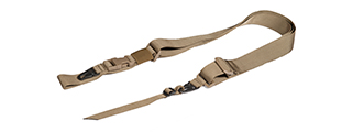 AC-379B TACTICAL 3-POINT SLING (COLOR: TAN)