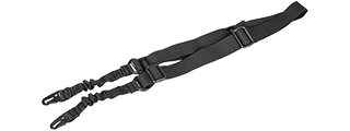 AC-380B TACTICAL 2-POINT SLING (BLACK)