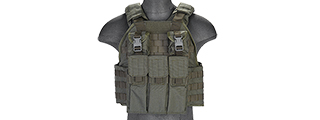 AC-464G SCALABLE PLATE CARRIER (SAGE)