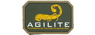 "AC-482B ""AGILITE"" PVC PATCH (OD + YELLOW)"