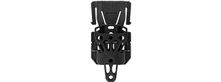 AC-510B TRIFECTA CONNECTION (BLACK) FOR WEBBING