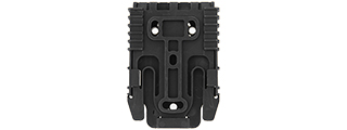 AC-511B QUICK LOCKING SYSTEM (BLACK) FOR HOLSTER