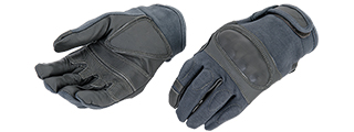 AC-805L HARD KNUCKLE GLOVE (FOLIAGE) - SIZE L