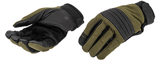 AC-811SM OPS TACTICAL GLOVES (SAGE), SMALL
