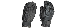 AC-816L PAINTBALL GLOVES FULL FINGER (COLOR: OD GREEN) SIZE: LARGE