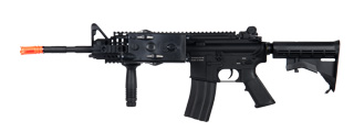BI-3581M-NB M4 CASV METAL AIRSOFT AEG - NO BATTERY/CHARGER (BLACK)