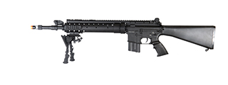 Dboys BI-5381M M16 SPR MOD 0 Auto Electric Gun Metal Gear, Full Metal Body, Bipod Included