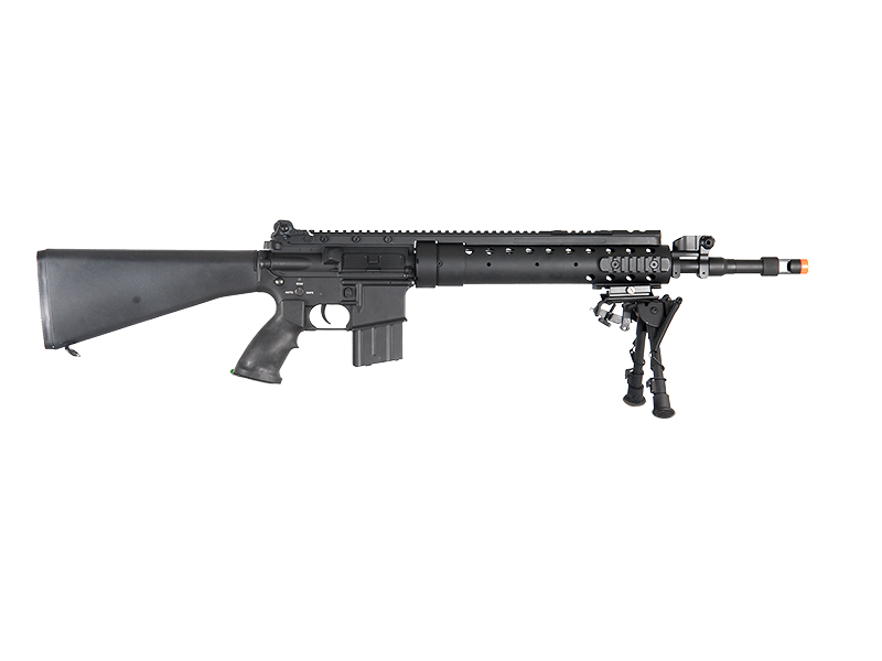 BI-5381M-NB M16 SPR MOD 1 AEG RIFLE - NO BATTERY/CHARGER (BLACK)