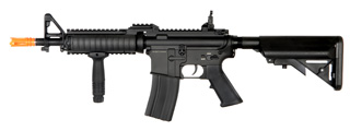 DBOYS BI-5781M M4 RAS II FULL METAL AIRSOFT AEG w/CRANE STOCK (COLOR: BLACK)