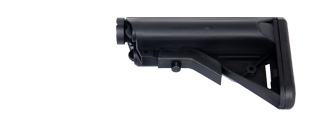 Dboys BIM-11 Retractable Crane Stock in Black