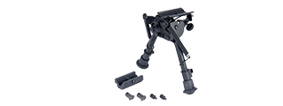 Dboys BIM-3 Hero Short Spring Return Bipod w/ RIS Adaptor