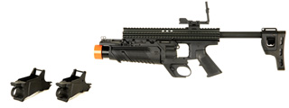 Commando CA-02B MK13 MOD 0 in Black