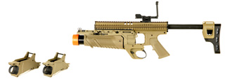 Commando CA-02T MK13 MOD 0 in Desert Tan