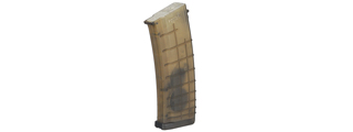 CA-20 BULGARIAN AK74 330-RD FLASH MAGAZINE (TRANSPARENT SMOKE)