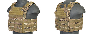 Lancer Tactical CA-313C Speed Attack Plate Carrier, Camo