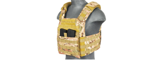 CA-313C2 SAPC w/DUAL INNER MAG POUCH + SHOULDER PADS (CAMO)