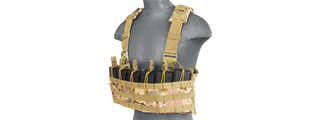 CA-316C DZN MAG HARNESS w/REAR HYDRATION COMPARTMENT (CAMO)