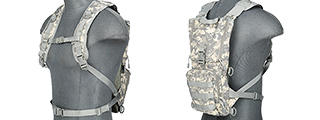 Lancer Tactical CA-321A Light Weight Hydration Pack in ACU
