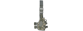 Lancer Tactical CA-323A 92F Drop Leg Holster in ACU
