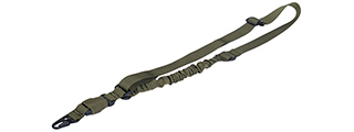 Lancer Tactical CA-326G QD Single Point Sling in OD