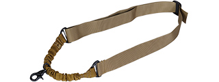 Lancer Tactical CA-328T Single Point Sling in Tan
