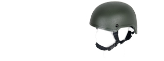 CA-332G LANCER TACTICAL MICH 2001 HELMET - OLIVE DRAB