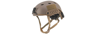 CA-334T ACH BASE JUMP HELMET (COLOR: TAN) (LRG/XL)