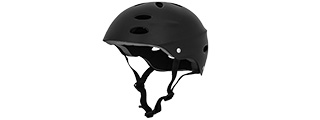 Lancer Tactical CA-335B Air Force Recon Helmet in Black
