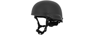 Lancer Tactical CA-336B MICH 2002 Helmet in Black