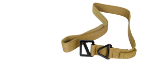 Lancer Tactical CA-337MT Riggers Belt in Tan - Size M