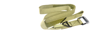 Lancer Tactical CA-337XG Riggers Belt in OD Green - Size XL