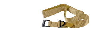 Lancer Tactical CA-337XT Riggers Belt in Tan - Size XL