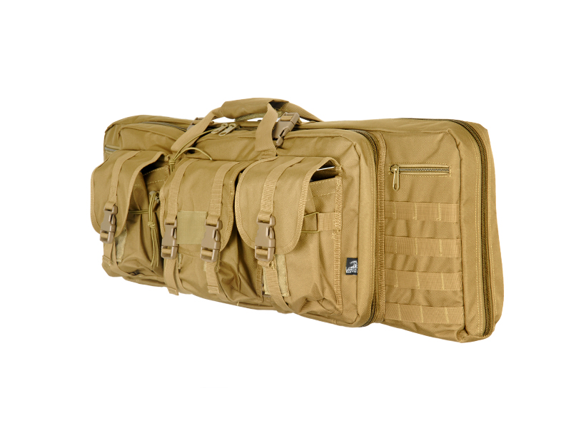 "CA-345T MOLLE 36"" DOUBLE GUN BAG (COLOR: TAN)"