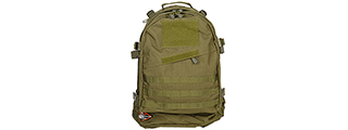 CA-352G 3-DAY ASSAULT BACKPACK (COLOR: OD GREEN)