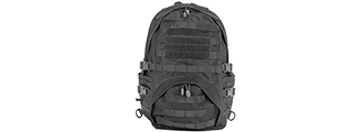 Lancer Tactical CA-354B Patrol Backpack, Black