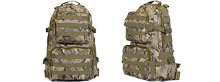 Lancer Tactical CA-355C Multi-Purpose Backpack, Camo