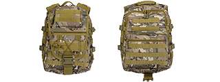 Lancer Tactical CA-357C Tactical Laptop Backpack, Camo