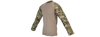 CA-364XS COMBAT SHIRT (COLOR: MODERN CAMO) SIZE: X-SMALL