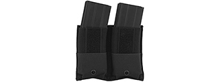 CA-374B DUAL INNER MAG POUCH FOR CA-313B (BLACK)