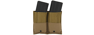 CA-374T DUAL INNER MAG POUCH FOR CA-313B (TAN)