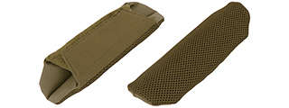 CA-375T SHOULDER PAD SET FOR CA-313T (TAN)