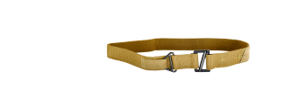 Lancer Tactical CA-377XT Riggers Belt in Tan - X-Large
