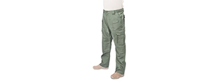 CA-396SM TACTICAL OUTDOOR PANTS (COLOR: OD GREEN) WAIST: 32 INCH