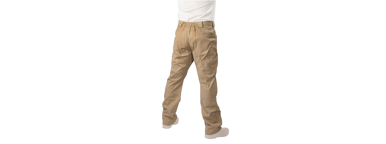 CA-398XS URBAN TACTICAL PANTS (COLOR: TAN) WAIST: 30 INCH