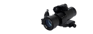 Lancer Tactical CA-402B Red & Green Dot Scope w/ Cantilever Mount