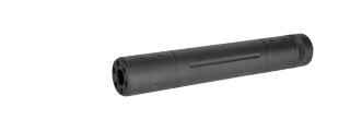 "CA-453B LANCER TACTICAL 7.5"" BARREL EXTENSION (14MM CCW) - BLACK"