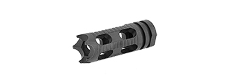 Lancer Tactical CA-502 Phantom Flash-Hider, 14x4 mm Anti-Clockwise
