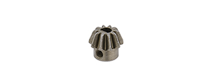 Lancer Tactical CA-609 Steel D-Type Motor Pinion Gear, 10g
