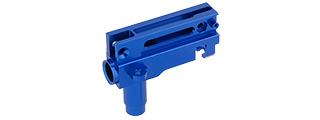 CA-659B AK (VER.3) CNC ALUMINUM HOP-UP CHAMBER (COLOR: BLUE